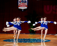 SMCHS JV Song - 2015 USA Nationals