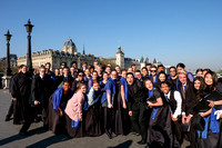 Orange County Youth Chorale 2017 Performance Tour of France, Germany, Luxembourg