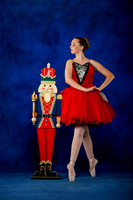 Pacific Theatre Ballet - 2013 Nutcracker Portraits